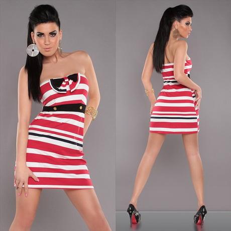 bandeau jurken