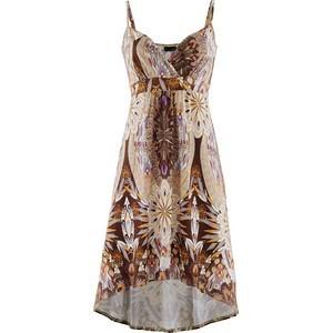 Korte a lijn jurk