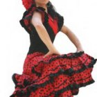 Flamenco jurk dames