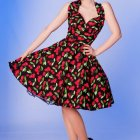 Rockabilly jurk