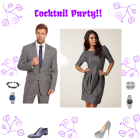 Cocktail party kleding