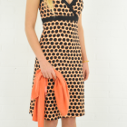 King louie cross back dress