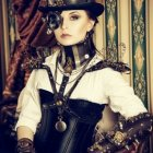 Steam punk kleding