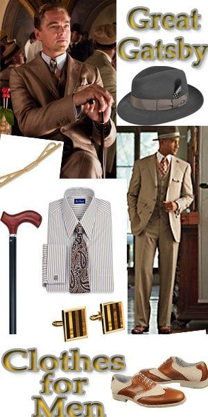 The great gatsby kledingstijl