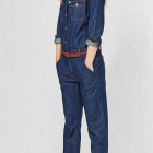 Overall jeans dames